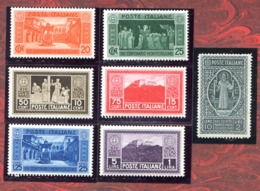 REGNO D'ITALIA 1929 - MONTECASSINO  - S.52  MNH** - Nuevos