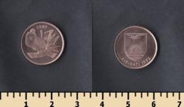 Kiribati 1 Cent 1992 - Kiribati