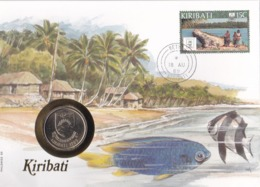 Kiribati 2 Dollars 1989 - Kiribati