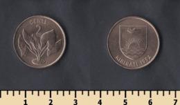 Kiribati 2 Cents 1992 - Kiribati