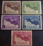 249/253 Mnh** - Unused Stamps