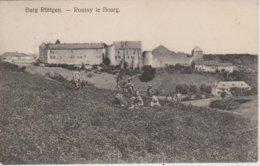 57 - ROUSSY LE BOURG  - BELLE VUE ANIMEE SUR LE VILLAGE - France