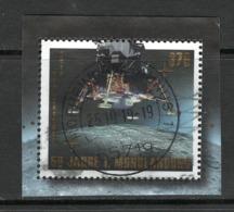 Duitsland, Mi 3479a Uit Blok Jaar 2019,  Maanlanding,, Hoge Waarde, Prachtig Gestempeld, - [7] République Fédérale