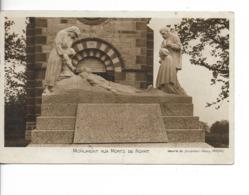63 ROYAT : Monument Aux Morts De Royat Oeuvre De R. Mabru / CPA Voyagée 1928 /légère Déchirure Bas / Voir Timbre - Royat