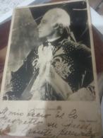 RODOLFO VALENTINO   Film Star CINEMA  ATTORE ACTOR .originale  V1936 HG1523 PIEGHINE E CREPE - Artisti