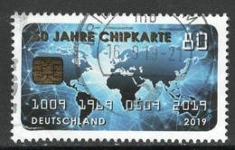 Duitsland, Mi 3494 Jaar 2019; Chipkarte,  Prachtig Gestempeld - [7] République Fédérale