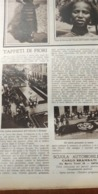 MATTINO ILLUSTRATO 1925 GENZANO BARLETTA CHIOMONTE BRINDISI - Libri, Riviste, Fumetti