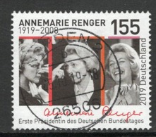 Duitsland, Mi 3499 Jaar 2019; Laatste Nieuwe Uitgifte,  Hogere Waarde, Prachtig Gestempeld - [7] République Fédérale