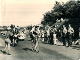 Belle Photo Originale Du Cycliste BALDINI TOUR DE FRANCE 59 - Cycling