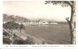 BENIDORM - PLAYA DE PONIENTE - FORMATO PICCOLO - (rif. P33) - Alicante
