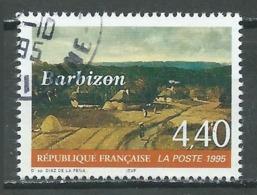 France YT N°2970 Barbizon Oblitéré ° - Gebraucht