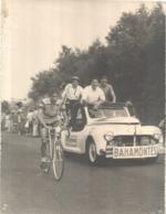 Belle Photo Originale Du Cycliste BAHAMONTES TOUR DE FRANCE 59 - Cycling