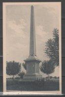 Alzano Scrivia - Monumento Ai Caduti (con Elenco) - Alessandria