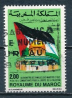 °°° MAROC - Y&T N°977 - 1984 °°° - Marruecos (1956-...)