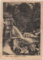 Molini Presso Falcade (Belluno). Viaggiata 1944 Con Timbro P.P. Pagato - Belluno