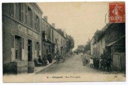 CLUGNAT. Lot De 8 CPA(dont 1 Sépia). - France