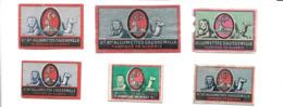 KB690 - ETIQUETTE BOITES D'ALLUMETTES - SPHINX ALGERIE - Matchbox Labels