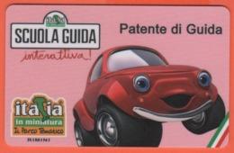 RIMINI - ITALIA IN MINIATURA - PATENTE DI GUIDA PER BAMBINI - Non Classificati