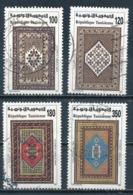 °°° TUNISIA - Y&T N°1208/11 - 1993 °°° - Tunisia