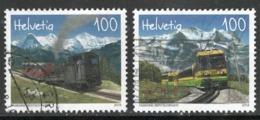 Zwitserland, Mi 2534-35  Jaar 2018, Reeks, Prachtig Gestempeld, - Switzerland