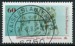 BRD 1981 Nr 1083 Zentrisch Gestempelt X823C52 - [7] Repubblica Federale