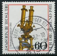 BRD 1981 Nr 1092 Gestempelt X823D96 - [7] Repubblica Federale