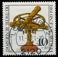 BRD 1981 Nr 1090 Gestempelt X823D86 - [7] Repubblica Federale