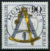 BRD 1981 Nr 1093 Zentrisch Gestempelt X823DEE - [7] Repubblica Federale