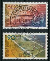 BRD 1981 Nr 1094-1095 Zentrisch Gestempelt X823E0A - [7] Repubblica Federale