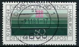 BRD 1981 Nr 1098 Zentrisch Gestempelt X823EEA - [7] República Federal