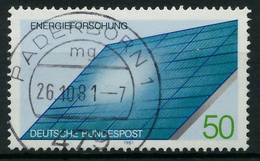 BRD 1981 Nr 1101 Zentrisch Gestempelt X823F7A - [7] República Federal