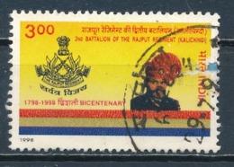 °°° INDIA 1998 - Y&T N°1421 °°° - Usados