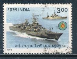 °°° INDIA 1998 - Y&T N°1418 °°° - Usados