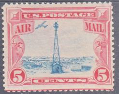 UNITED STATES     SCOTT NO C11     MINT HINGED     YEAR  1928 - 1b. 1918-1940 Nuovi