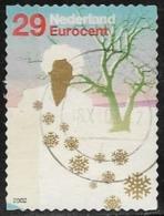 Netherlands SG2266 2002 Christmas 29c Good/fine Used [40/32860/6D] - Period 1980-... (Beatrix)