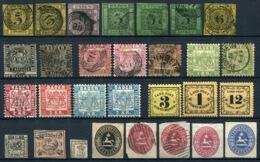 G 66) ALTDEUTSCHLAND - Lot Gestempelt, Postfrisch, Gefalzt, Ungebraucht - Sammlungen