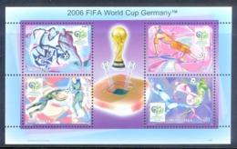 O28- Mongolia 2006 FIFA World Cup Germany. - Mongolia