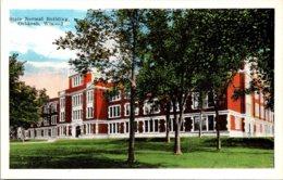 Wisconsin Oshkosh State Normal School - Oshkosh