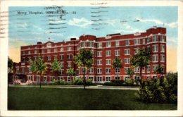 Wisconsin Oshkosh Mercy Hospital 1928 - Oshkosh