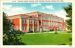 Tennessee Johnson City Training School Building State Teachers College - Johnson City