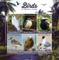 Marshall Islands   2019  Fauna  Birds Of Marshall Islands  I201901 - Marshall Islands