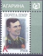 2019. Transnistria, 85th Birth Anniv. Of Yurii Gagarin, 1v, Mint/** - Moldova