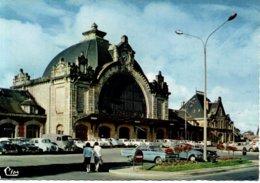 Réf. 626/ 1 CPSM - (22) Côtes D'Armor - Saint Brieuc - La Gare - Saint-Brieuc