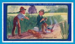 IMAGE TEINTURE LA CAYOLAISE  CANTRELLE & Cie Fab Chim VERSAILLES / VERGER FRERES & Cie PARIS / LES SOUPES DE FAMILLE CRE - Otros