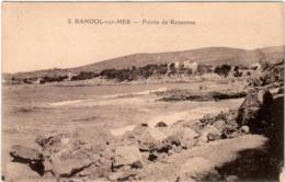 3PSS 238. BANDOL SUR MER - POINTE DE RENECROS - Bandol