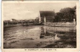 3YZ 1O9 CPA - COURSEULLES SUR MER - LA MARE AU MOULIN - Courseulles-sur-Mer