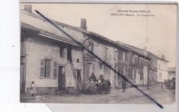 Beaulieu (55) La Grande Rue - Grande Guerre 1914-15 - Ohne Zuordnung