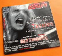 CD   Métallian  Thérion  Sampler N°35 (2004) - Hard Rock & Metal