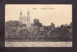LV1-79 WILNO KOSCIOL W KALWARJI - Lithuania