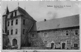 ANTHISNES : Ancienne Ferme St-Laurent - Cour Intérieure - Anthisnes